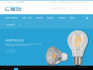 boutique d'eclairage led