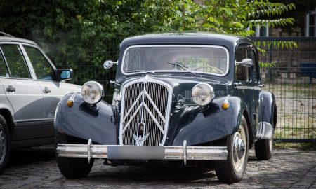 traction citroen